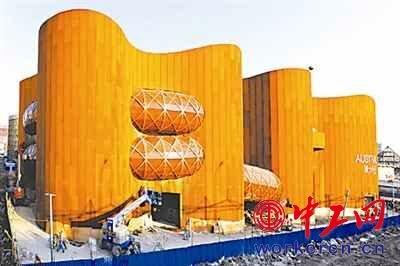2010到上海环游世界 看建筑品美食体验新科技