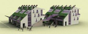 """上海世博会伦敦零碳馆将展示六套""""样板房"""""""