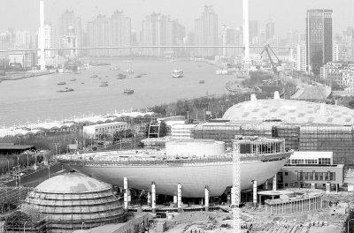 各国重金打造世博会展馆 要向中国述说什么