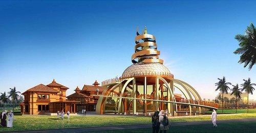 上海世博会尼泊尔国家馆