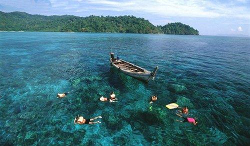 泰国锡矿最大产地普吉岛