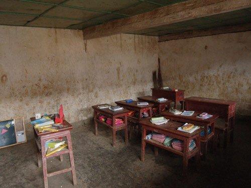 云南有哪些贫困山区_云南贫困山区学习环境实拍