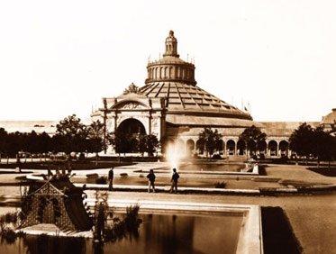 1873年维也纳世博会