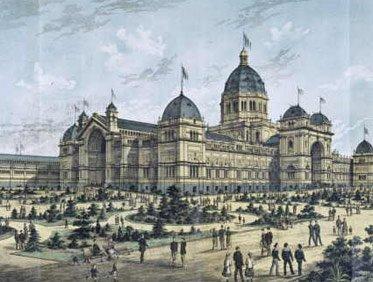 1880年墨尔本世博会