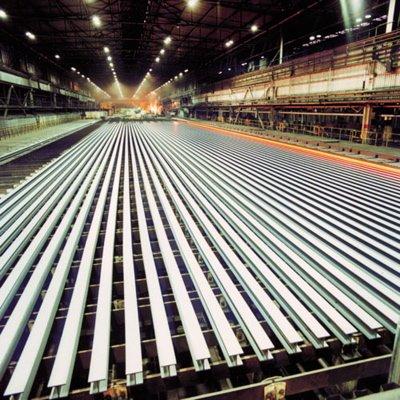 世界最大钢厂诞生于西欧最小国家卢森堡