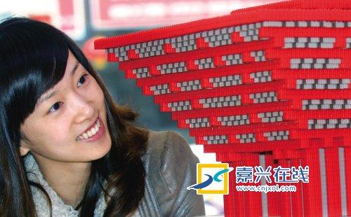 """2010上海世博会""""世博中国馆""""亮相嘉兴"""