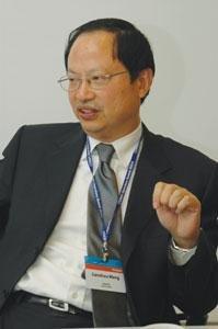 中国移动通信集团公司总裁王建宙简介