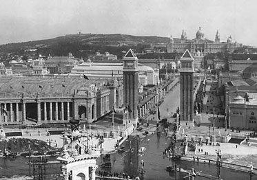 1929年巴塞罗那世博会