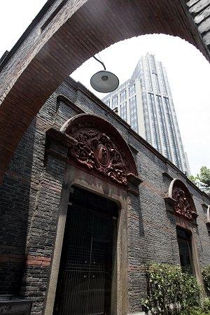 """上海卢湾向全球征集""""石库门""""纪念品"""