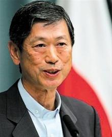 日本前外交大臣:以世博精神促进日中交流