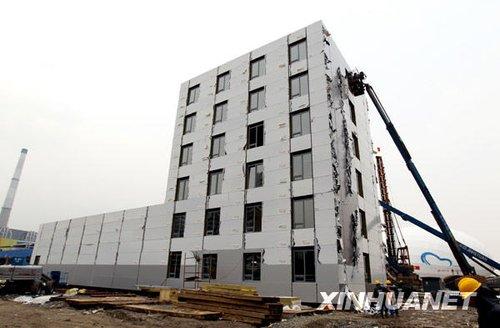 上海世博会远大馆:未来可持续建筑发展方向