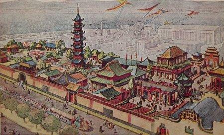 中国受邀参加1939年世博 华侨集资建中国馆