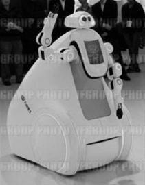 安保机器人保安护航世博 可排爆检查及巡逻