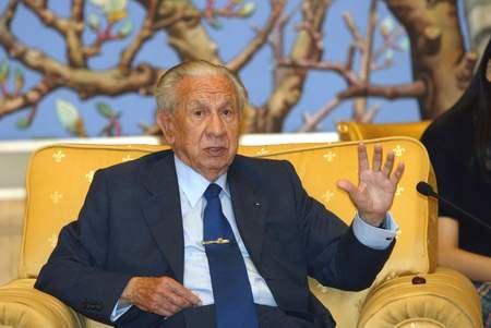 萨马兰奇撰文表示上海世博会将一定会成功