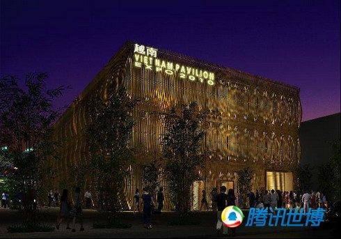越南馆方案对外公布 竹子将成为展馆主要特色