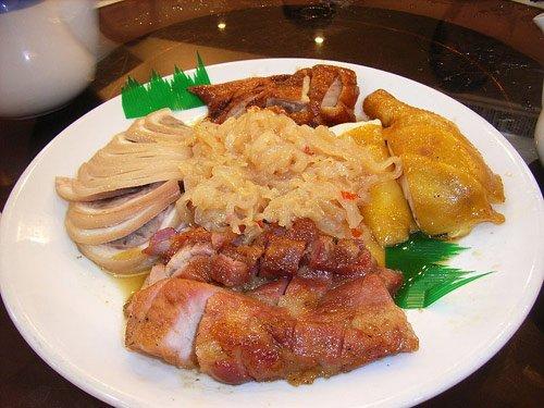 中国八大菜系之一:广东粤菜