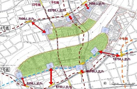 5条轨交3类专线直达园区 将开通16条世博专线