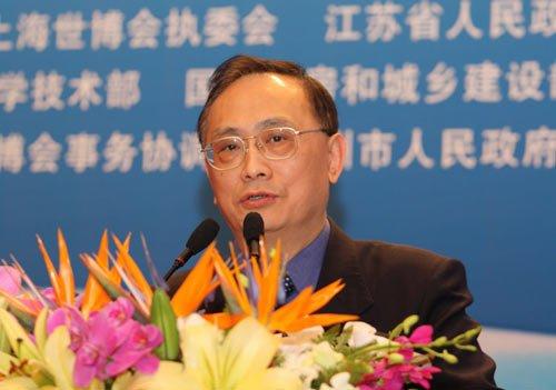 周太彤:江苏上海将加强合作,共办世博盛会