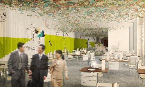 法国馆推出特色餐厅 500元享法式美食(图)