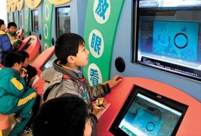 图文:上海旅游景区提升服务质量迎世博