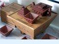组图:世博会场馆造型创意紫砂壶新鲜出炉