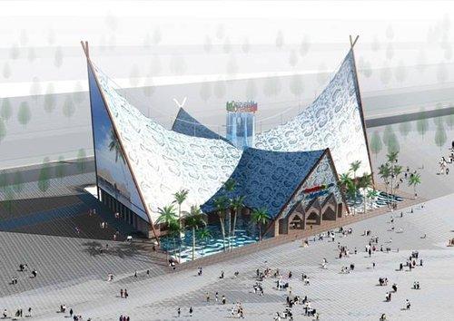 世博会马来西亚将展示马六甲和槟城两座名城