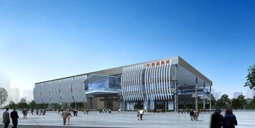 """中国船舶馆开始布展 世博后将成船舶""""博物馆"""