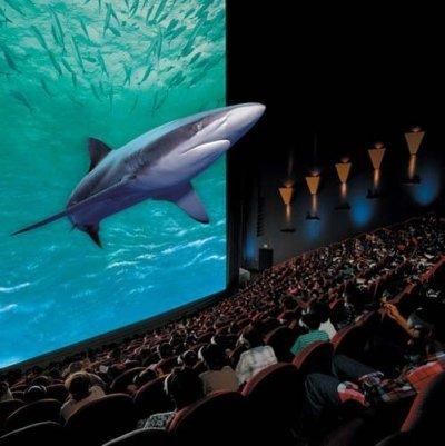 """IMAX或落户太空家园馆 影迷将可""""太空漫游"""""""