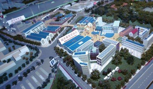 上海世博园E片区:80个城市案例带您穿越世界