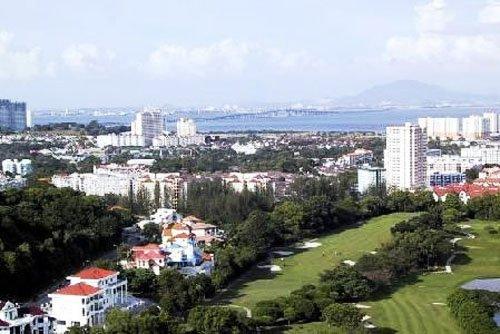 历史名城马六甲和槟城是马来西亚馆重点内容
