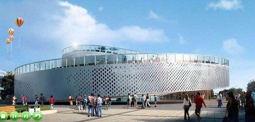丹麦国宝小美人鱼今日启程赴上海世博会