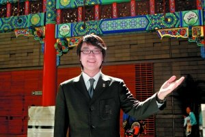 北京馆再添新助 顶级讲解员接待各国政要