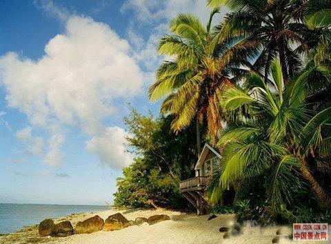 孤岛卡约德阿瓜:神秘寂静却是美食潜水之地
