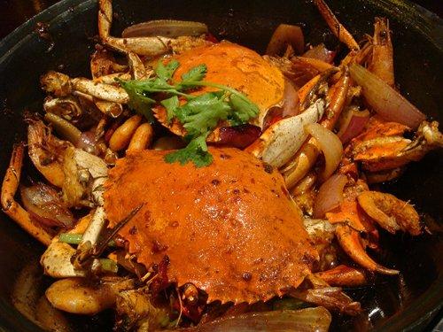 世博园美食探秘A片区:南亚美味的海鲜天堂