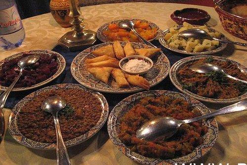 世博园美食探秘A片区:非洲摩洛哥吃喝俱佳