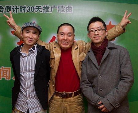 """《2010等你来》15天拍摄出""""上海的味道"""""""