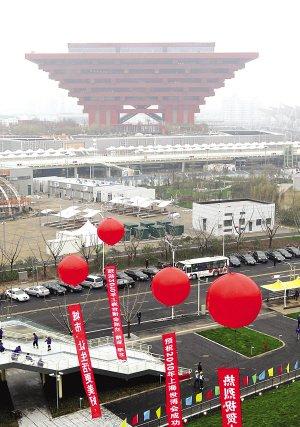 设计师详解中国馆诞生过程 斗拱象征民族精神