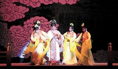 两岸文化交流的盛事 上昆台北献演《长生殿》