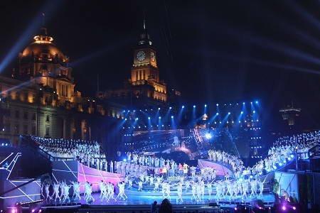 世博文化演出史上规模最大 一半节目来自中国