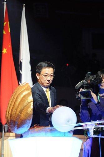 """2010年上海世博会吉祥物""""海宝""""揭晓(图)"""