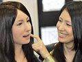 组图:日本开发仿真机器人 可模仿人类表情