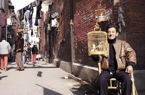 探寻石窟门中的弄堂人家 找寻老上海的记忆