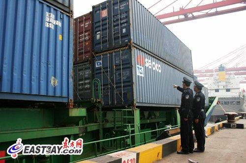 上海边检逐启动世博安保新举措 转入实战阶段