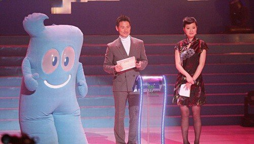 张学友率歌手献唱 宣传香港参与世博会主题