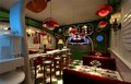 探秘世博村餐厅 共用中央厨房保证上菜速度