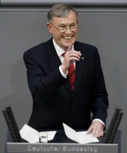 德国总统确定5月19日国家馆日来参观上海世博