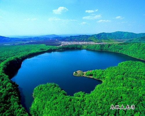 吉林龙湾国家级自然保护区