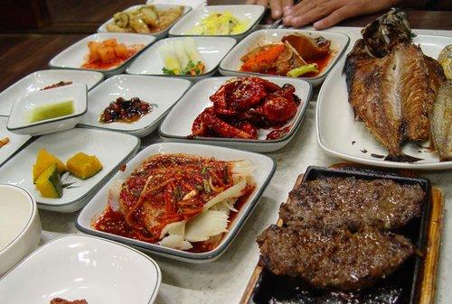 在世博尝遍全球美食 韩餐可至韩国企业联合馆