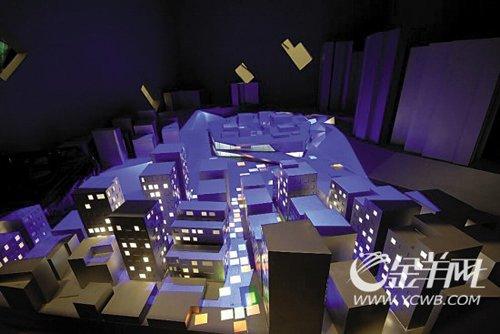深圳馆展示先锋城市形象 大芬丽莎PK蒙娜丽莎