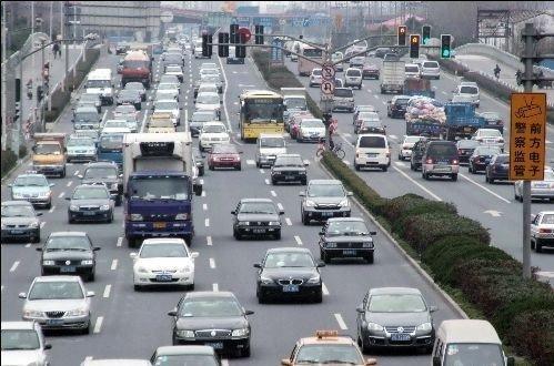 世博交通动态调控 单双号限行只作储备政策
